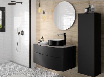 Meubles Salle de bains Stiletto Decotec