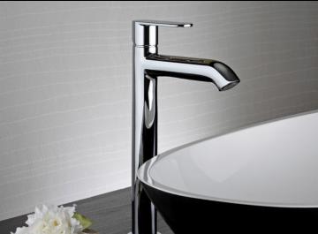 Lavabo - vasque Robinetterie Round - Mitigeur lavabo rehaussé Paini