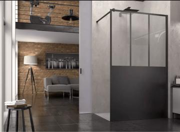 Cabines et parois de douches Salle de bains Atelier Sanswiss