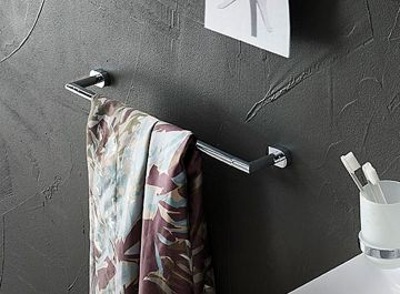 Accessoires Salle de bains Porte-serviette Inda Gaia Inda