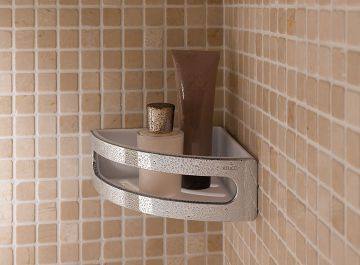 Accessoires Salle de bains Porte-flacons d'angle elegance Keuco Keuco