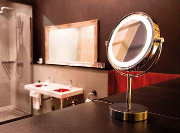 Accessoires Salle de bains Miroir cosmétique SLV Vissardo SLV