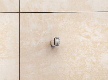 Accessoires Salle de bains Crochet à serviette Derby Style Vigour