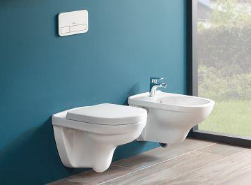 WC Toilettes O.Novo Directflush Villeroy & Boch