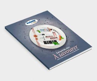 Catalogue Aubade création