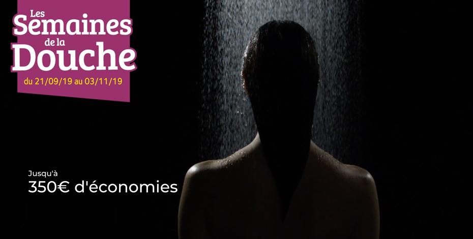 Les Semaines de la douche chez Siehr