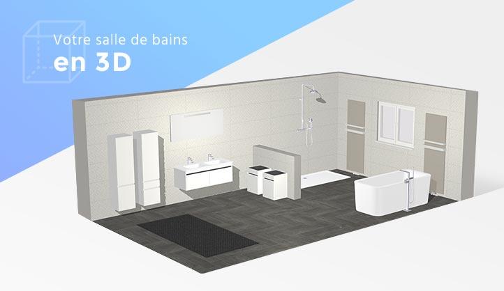 concevoir sa salle de bain en 3d gratuit affordable salle