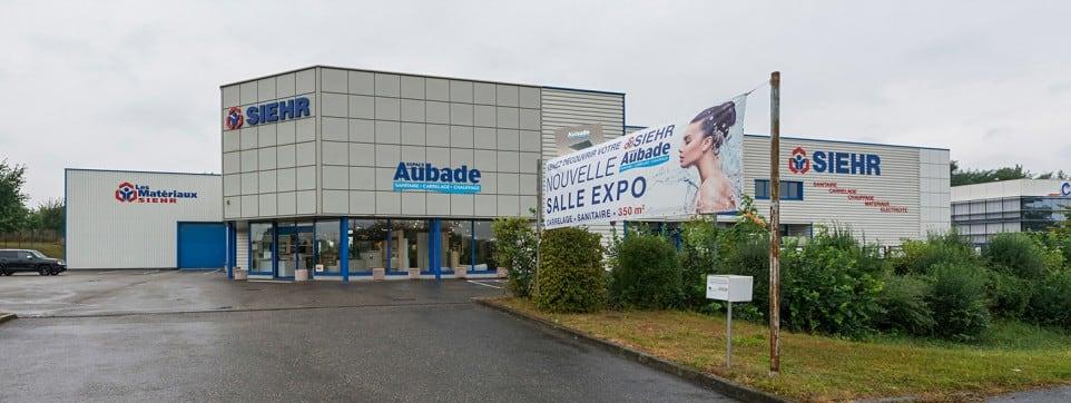 Salle d'exposition Siehr Wissembourg