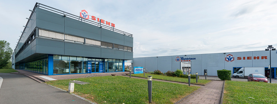 Point de vente Siehr Strasbourg