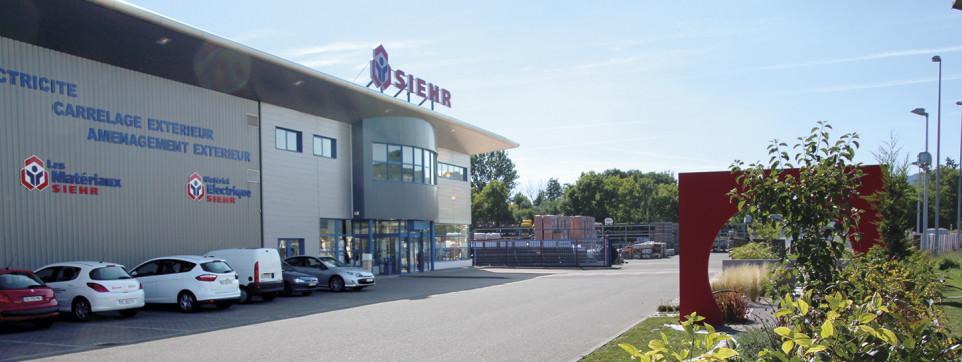 Point de vente Siehr Marlenheim