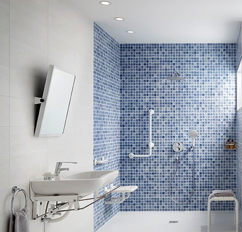 siege pour douche handicape top cabine de douche pmr with siege pour douche handicape gallery. Black Bedroom Furniture Sets. Home Design Ideas